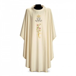 Gothic Chasuble 7310 - Cream