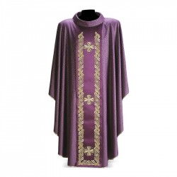 Gothic Chasuble 7314 - Purple
