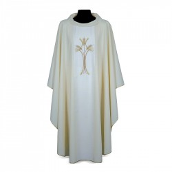 Gothic Chasuble 7317 - Cream