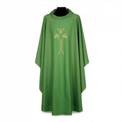 Gothic Chasuble 7318 - Green