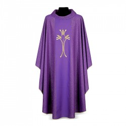Gothic Chasuble 7319 - Purple