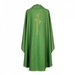 Gothic Chasuble 7322 - Green