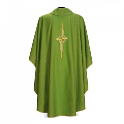 Gothic Chasuble 7326 - Green