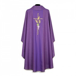 Gothic Chasuble 7331 - Purple