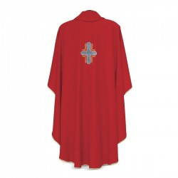 Gothic Chasuble 7340 - Red