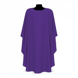 Gothic Chasuble 7353 - Purple