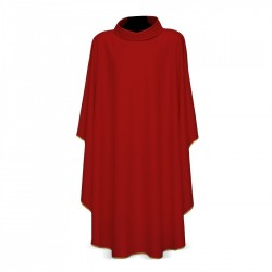 Gothic Chasuble 7358 - Red