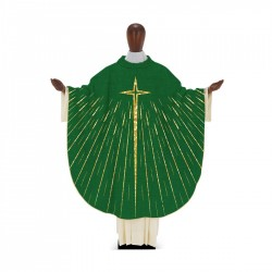 Gothic Chasuble 7360 - Green