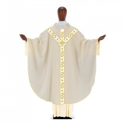 Gothic Chasuble 7363 - Cream