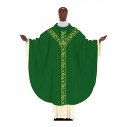 Gothic Chasuble 7364 - Green