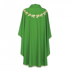 Gothic Chasuble 7375 - Green
