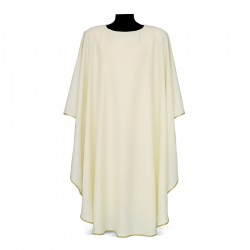 Gothic Chasuble 7382 - Cream