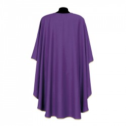Gothic Chasuble 7384 - Purple