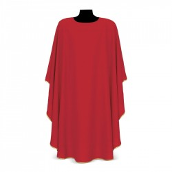 Gothic Chasuble 7385 - Red