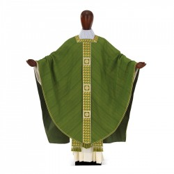 Gothic Chasuble 7388 - Green