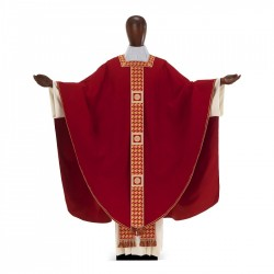 Gothic Chasuble 7390 - Red