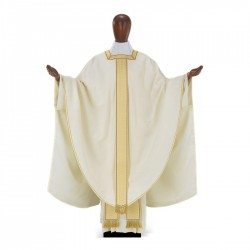 Gothic Chasuble 7391 - Cream