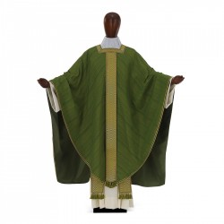 Gothic Chasuble 7392 - Green