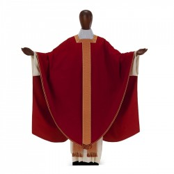 Gothic Chasuble 7394 - Red