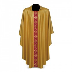 Gothic Chasuble 7397 - Gold