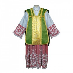 Roman Chasuble 7403 - Green