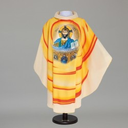 Gothic Chasuble 7437 - Gold