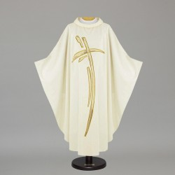 Gothic Chasuble 7450 - Cream