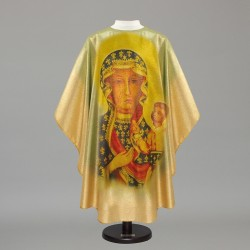 Marian Gothic Chasuble 7466...