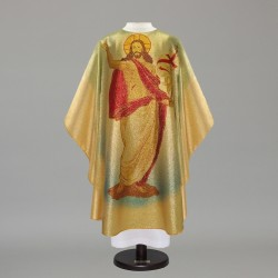 Gothic Chasuble - 7470 - Gold