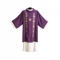 Dalmatic 7475 - Purple