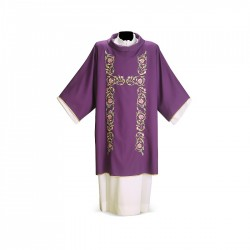 Dalmatic 7480 - Purple