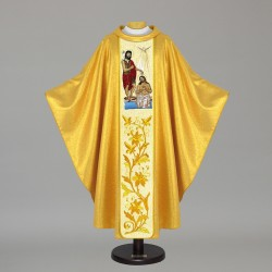Gothic Chasuble - 7482 - Gold