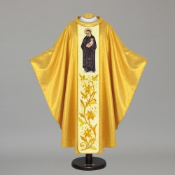 Gothic Chasuble 7484 - Gold