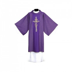 Dalmatic 7489 - Purple