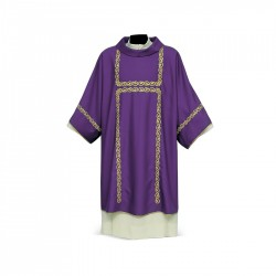 Dalmatic 7494 - Purple