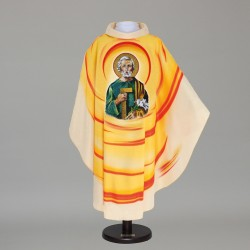 Gothic Chasuble 7498 - Gold