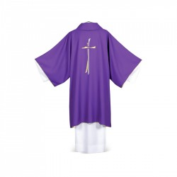 Dalmatic 7500 - Purple