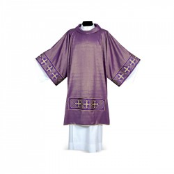 Dalmatic 7511 - Purple
