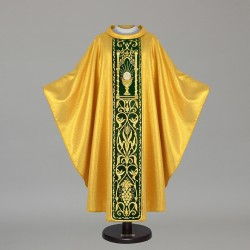 Gothic Chasuble 4402 - Gold