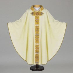 Gothic Chasuble 7525 - Cream