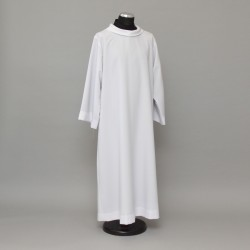 "Altar Server Alb style D - Up to 51"" Length  - 4"