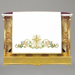 Wedding Kneeler Cloth 7894  - 1