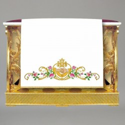 Wedding Kneeler Cloth 7897  - 1