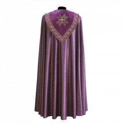 Gothic Cope 7907 - Purple