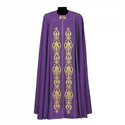 Gothic Cope 7938 - Purple