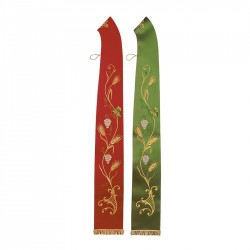 Gothic Stole 8023 - Green