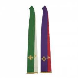 Reversible Gothic Stole...