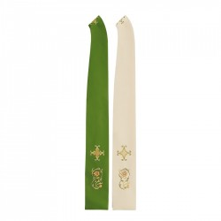 Gothic Stole 8045 - Green