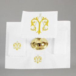 Embroidered Altar Linen set...