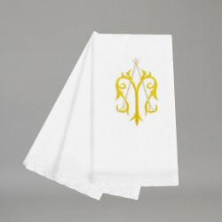 Marian Embroidered Purificators 7970  - 1